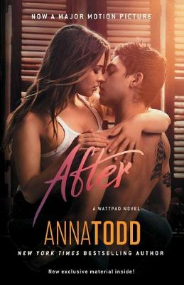 After By (author) Anna Todd ISBN:9781982111007