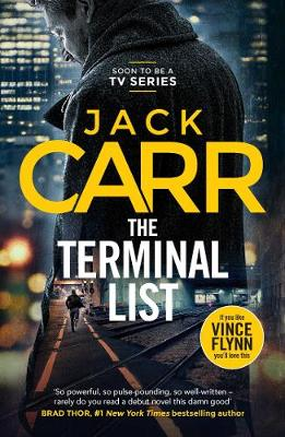 The Terminal List: A Thriller By (author) Jack Carr ISBN:9781982157111