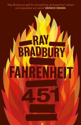 Fahrenheit 451 By (author) Ray Bradbury ISBN:9780006546061