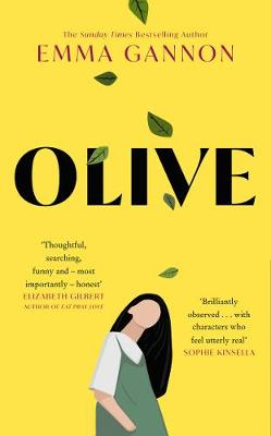 Olive By (author) Emma Gannon ISBN:9780008382681