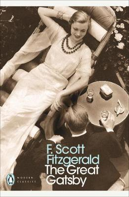 The Great Gatsby By (author) F. Scott Fitzgerald ISBN:9780141182636