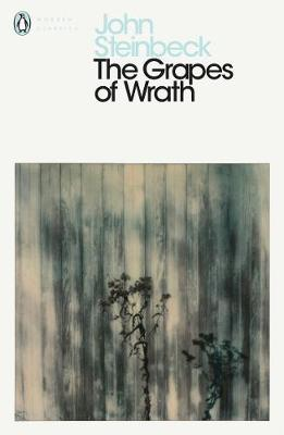 The Grapes of Wrath By (author) Mr John Steinbeck ISBN:9780141185064