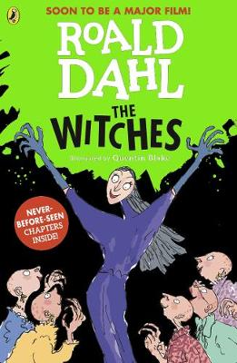 The Witches By (author) Roald Dahl ISBN:9780141365473