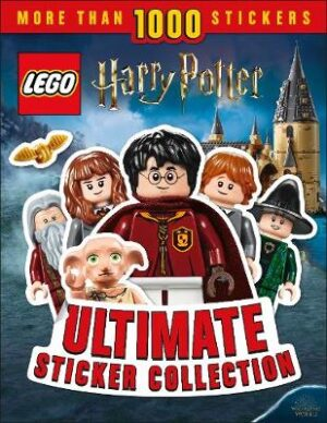 LEGO Harry Potter Ultimate Sticker Collection: More Than 1