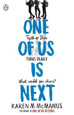 One Of Us Is Next By (author) Karen McManus ISBN:9780241376928