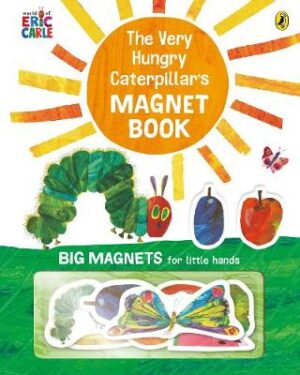 The Very Hungry Caterpillar's Magnet Book By (author) Eric Carle ISBN:9780241448267