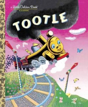 LGB Tootle By (author) Gertrude Crampton ISBN:9780307020970