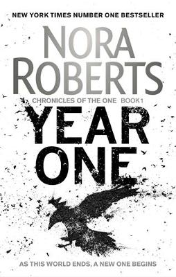 Year One By (author) Nora Roberts ISBN:9780349414966