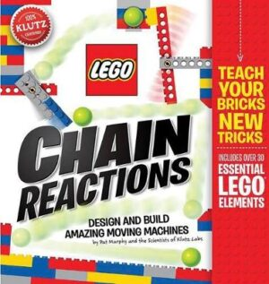 Lego Chain Reactions By (author) Pat Murphy ISBN:9780545703307