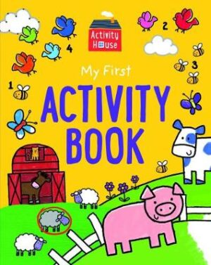 Activity House - My First Activity Book   ISBN:9780655215301