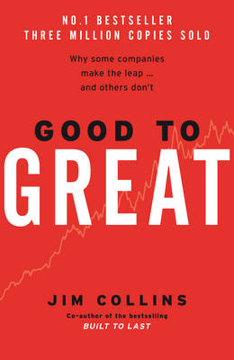 Good To Great By (author) Jim Collins ISBN:9780712676090
