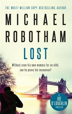 Lost By (author) Michael Robotham ISBN:9780733637605
