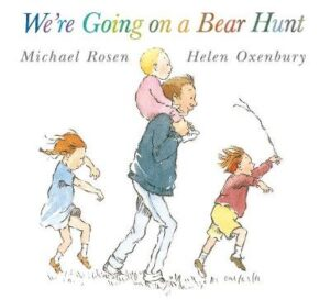 We're Going on a Bear Hunt By (author) Michael Rosen ISBN:9780744523232