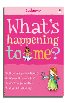 What's Happening To Me?: Girl   ISBN:9780746069950