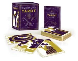 Everyday Tarot Mini Tarot Deck By (author) Brigit Esselmont ISBN:9780762492794