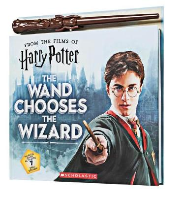 The Wand Chooses the Wizard (Harry Potter) By (author) Pulles