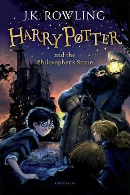 Harry Potter and the Philosopher's Stone By (author) J.K. Rowling ISBN:9781408855652
