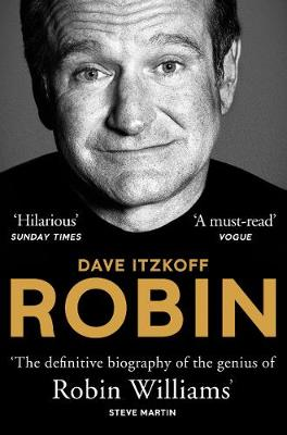 Robin By (author) Dave Itzkoff ISBN:9781447293231