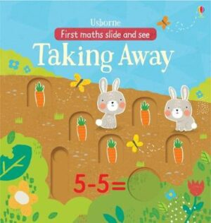 Slide and See Taking Away in the Garden By (author) Hannah Watson ISBN:9781474922265