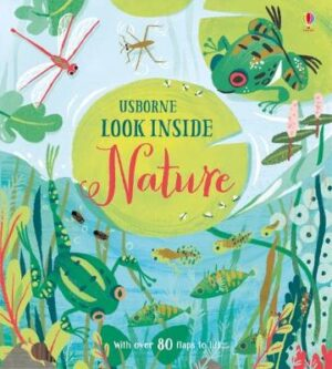 Look Inside Nature By (author) Minna Lacey ISBN:9781474939591
