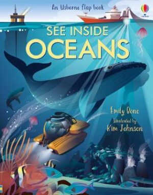 See Inside Oceans By (author) Emily Bone ISBN:9781474968911