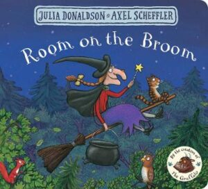 Room on the Broom By (author) Julia Donaldson ISBN:9781509830435