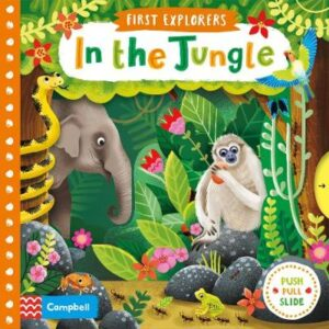 In the Jungle Illustrated by Jenny Wren ISBN:9781509832606
