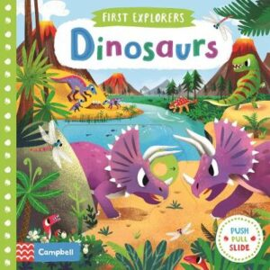 Dinosaurs Illustrated by Chorkung ISBN:9781509832637