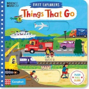 Things That Go Illustrated by Christiane Engel ISBN:9781509878789