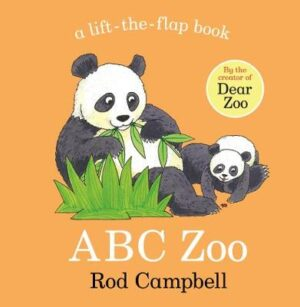ABC Zoo By (author) Rod Campbell ISBN:9781509898367