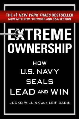 Extreme Ownership By (author) Jocko Willink ISBN:9781760558208