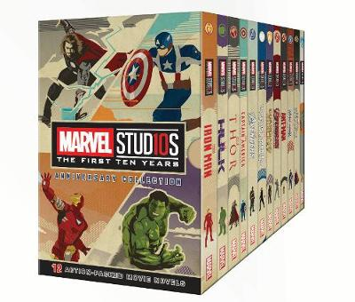 Marvel Stud10s The First Ten Years: Anniversary Collection   ISBN:9781760660598