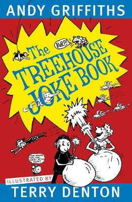 The Treehouse Joke Book By (author) Andy Griffiths ISBN:9781760786564