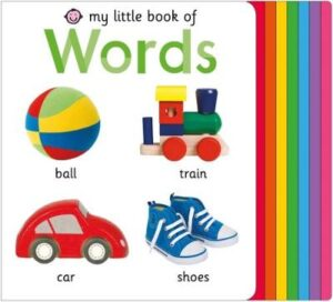 My Little Book of Words By (author) Roger Priddy ISBN:9781783416578