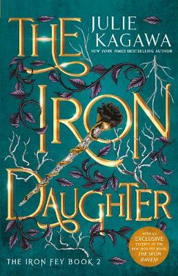 The Iron Daughter Special Edition By (author) Julie Kagawa ISBN:9781867203841
