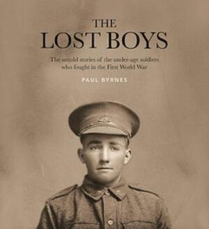 The Lost Boys By (author) Paul Byrnes ISBN:9781922400109
